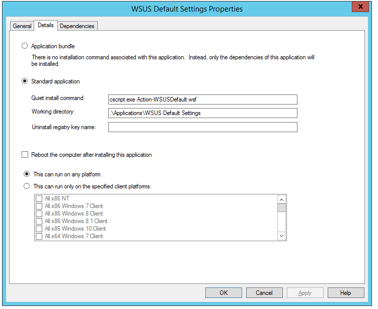 WDS + MDT 2013 + Temporary WSUS for seamless offline updates