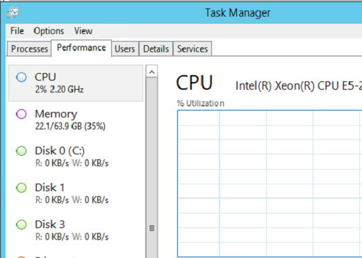 how to get in windows task manager