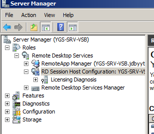 Changing Terminal Server Resolution Takes Place at the Local PC or Thin Client