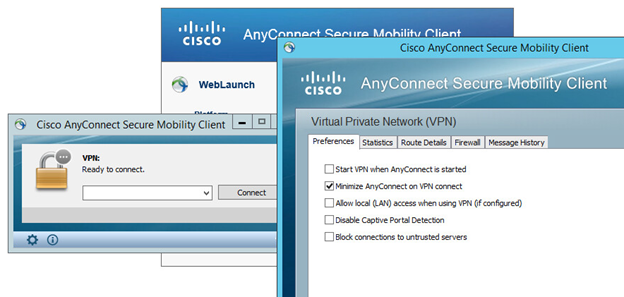 Cisco ASA - AnyConnect VPN with Active Directory
