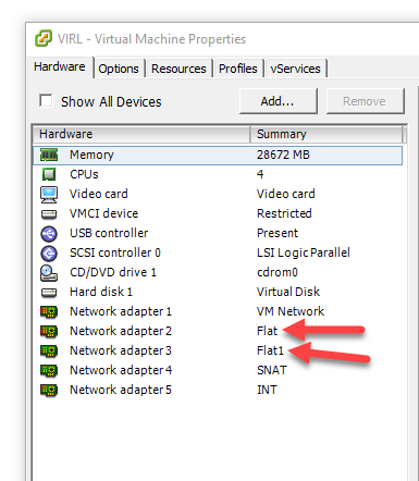 connect cisco virl to the internet
