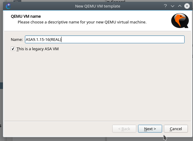 How to Setup Multiple Context ASA in GNS3 - Techstat
