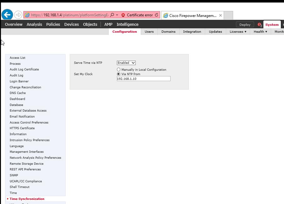 Cisco FTD SCEP enrollment via AD CA NDES Server - Techstat